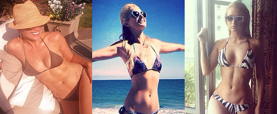 35+ Stars Who Flaunt Their Bikini Bodies on Social Media