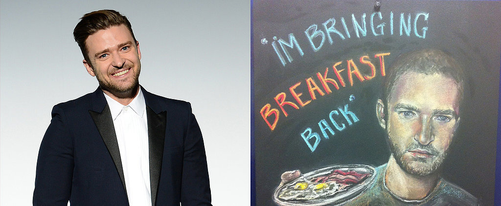 This Justin Timberlake Breakfast Pun Might Be the Best Yet