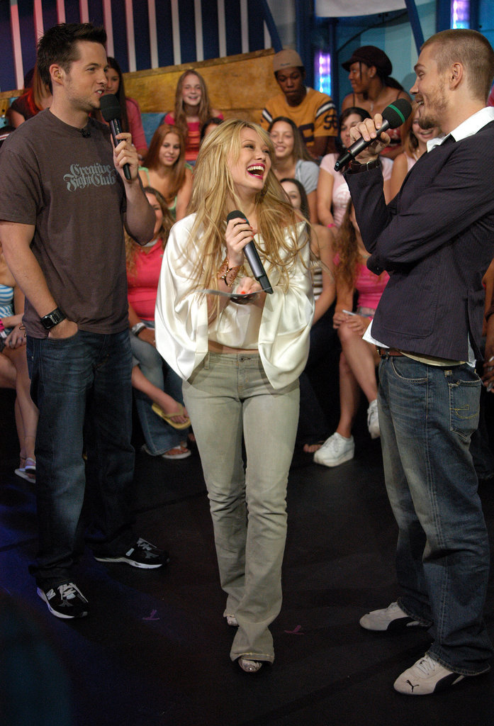 She Got to Go on TRL