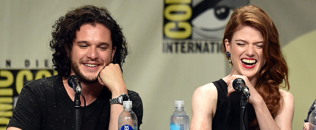 An In-Depth Look at the Kit Harington and Rose Leslie Dating Rumors