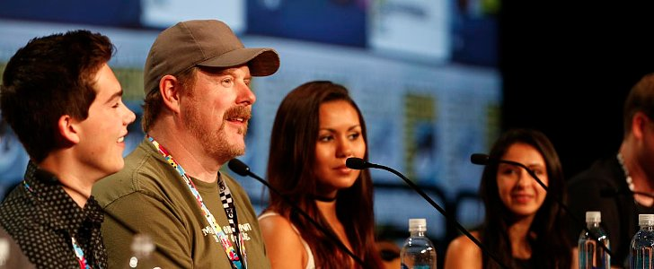 Ah-Mazing: Adventure Time's Finn and Marceline Sang at Comic-Con