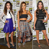 Best Celebrity Style Megan Fox At 2014 Comic-Con