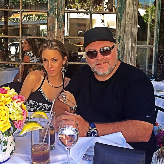 Are Kyle Sandilands and Imogen Anthony Engaged?