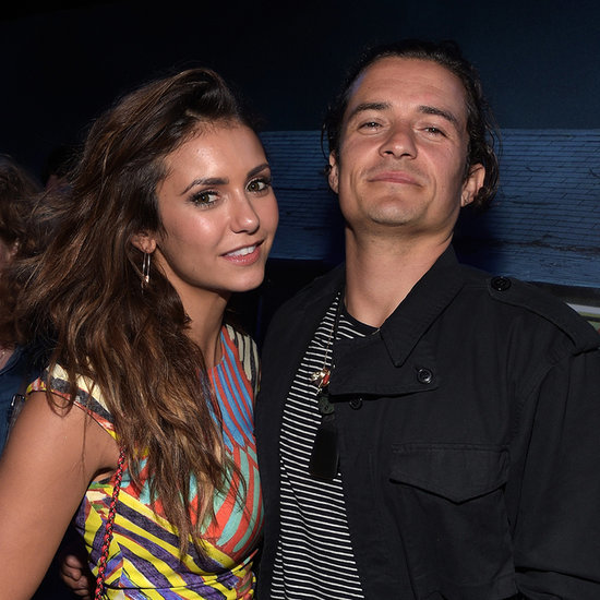 Does Nina Dobrev Have Her Eye on Orlando Bloom?