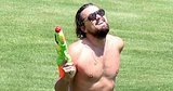 Leonardo DiCaprio Is Aggressively Enjoying Summer