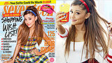 Ariana Grande On Her Late Grandpa and Falling Out of Touch With Her Dad
