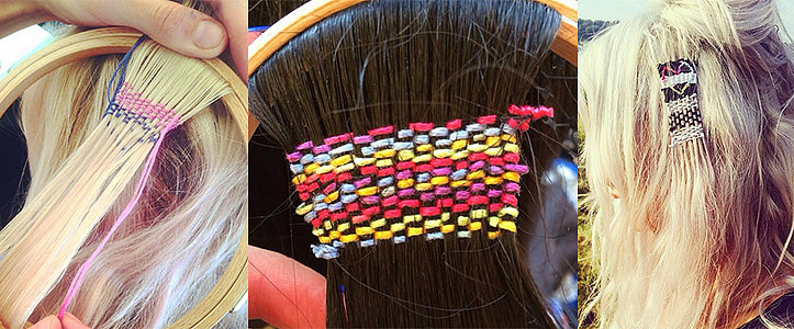 See to Be-Weave! We're Loving Hair Tapestry