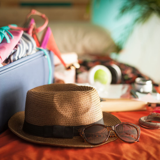 9 Things Real Girls Pack When They Travel