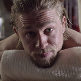 Naked Charlie Hunnam Video From Comic-Con