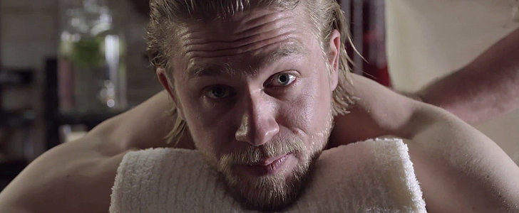 You Don't Have to Be a Sons of Anarchy Fan to Enjoy Naked Charlie Hunnam