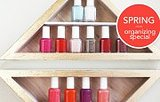 21 Genius Storage Solutions To Keep Your Makeup And Nail Polish Crazy Organized
