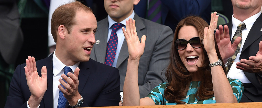 Feel the Royal Love With Will and Kate