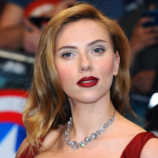 Scarlett Johansson New Pixie Hair