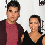 The Latest on Kim Kardashian's Feud With Rob's Ex