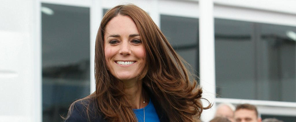 Kate Middleton's Subtle Plum Eye Shadow Is Your New Secret Weapon