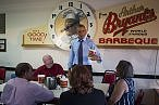 President Obama Continues His Tour of America's Best Barbecue Joints