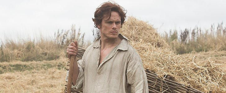 Outlander: All the Pictures of Scorching-Hot Scot Jamie