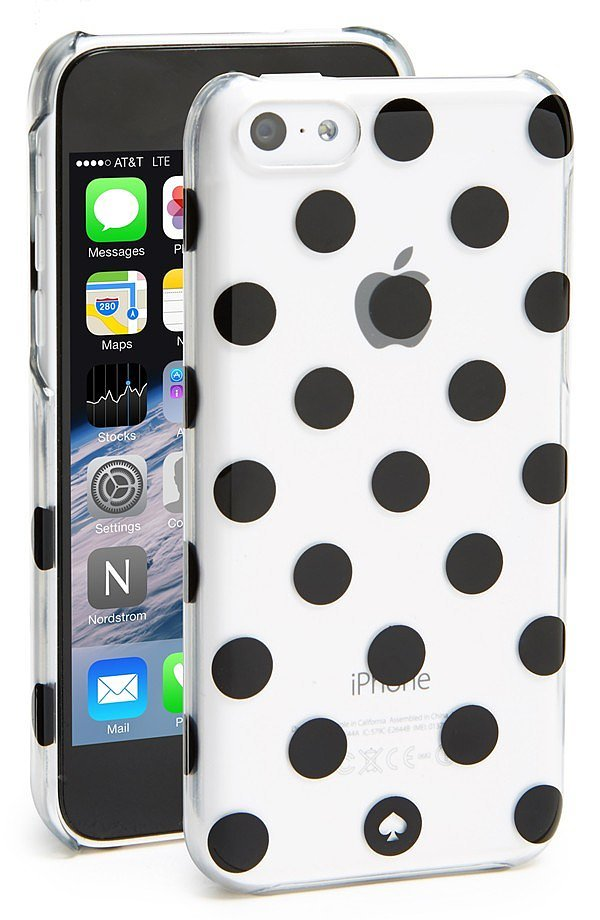 Kate Spade La Pavillion iPhone 5C Case