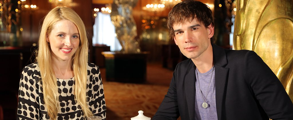 Christopher Gorham Finally Gets to Be a Ladies' Man on Covert Affairs