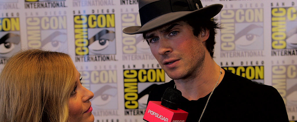 The Vampire Diaries Cast Answers: Are Bonnie & Damon Trapped in the Friend Zone?
