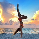 Health And Fitness Instagram Inspiration Bikini Yoga Photos