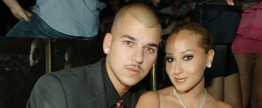 Speed Read: Rob Kardashian Breaks His Silence Over Adrienne Bailon