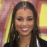 Alicia Keys's Best Hair and Makeup Looks