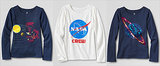 Mom's Letter Leads to New Line of Science Tees For Girls From Lands' End