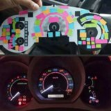Color Dashboard Lights