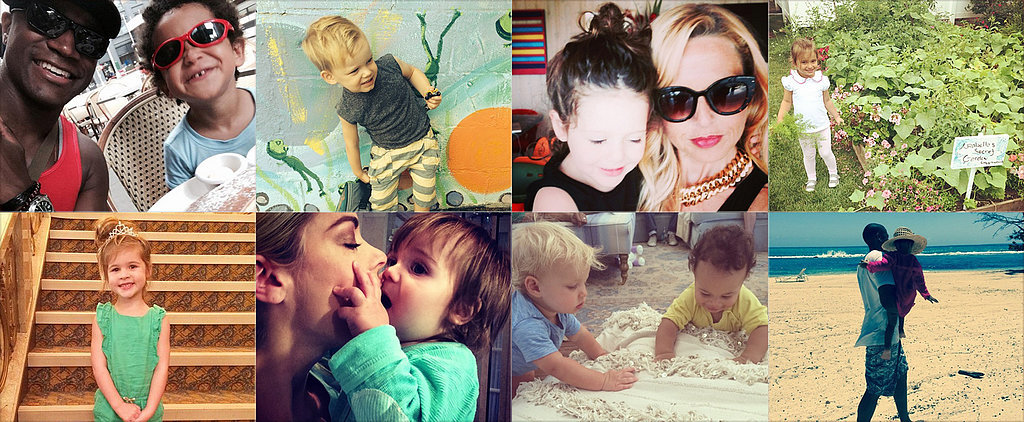 Beyoncé, Ivanka, Mariah, and More Shared the Sweetest Snaps of Their Tots This Week!