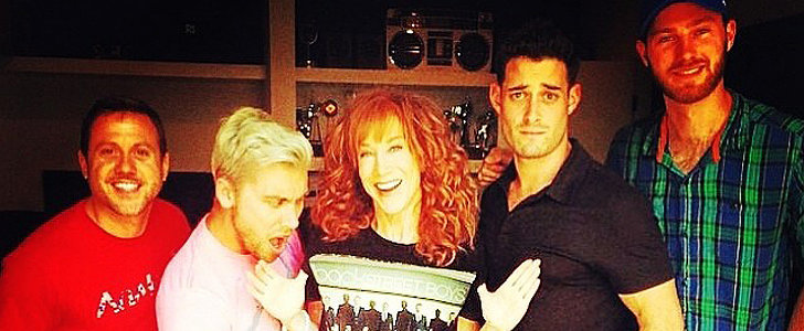 Kathy Griffin Just Stirred Up the *NSYNC vs. BSB Debate