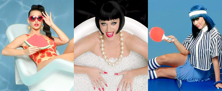 Katy Perry's New Music Video Is Very Katy Perry