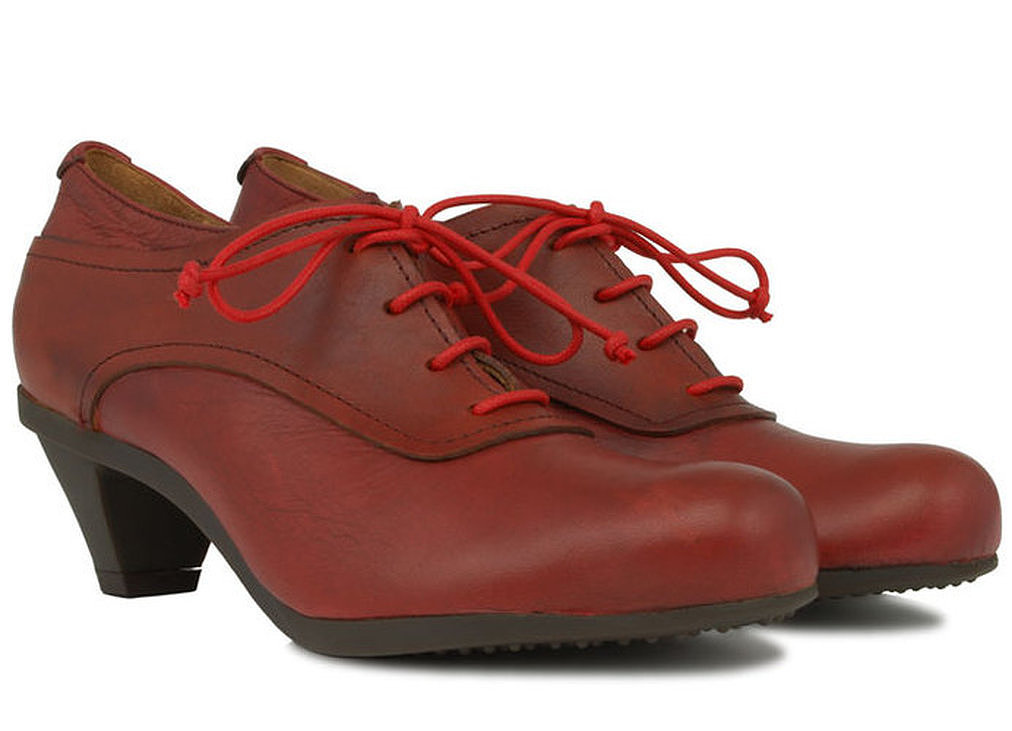 Tray Neuls Cloak Lace-Up Oxford