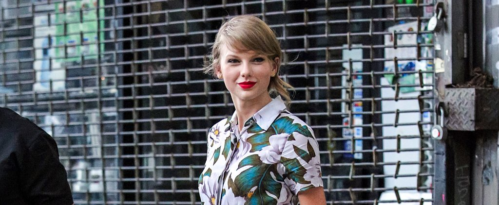 We're Stealing Taylor Swift's Sweet-Girl Style