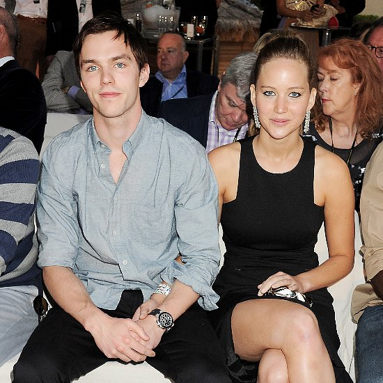 Celebrity Splits Jennifer Lawrence Nicholas Hoult Break Up