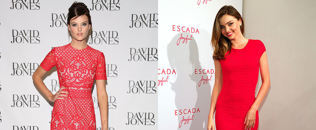 It's a Red-Hot Lineup in This Week's Top 10 Best Dressed Celebrities