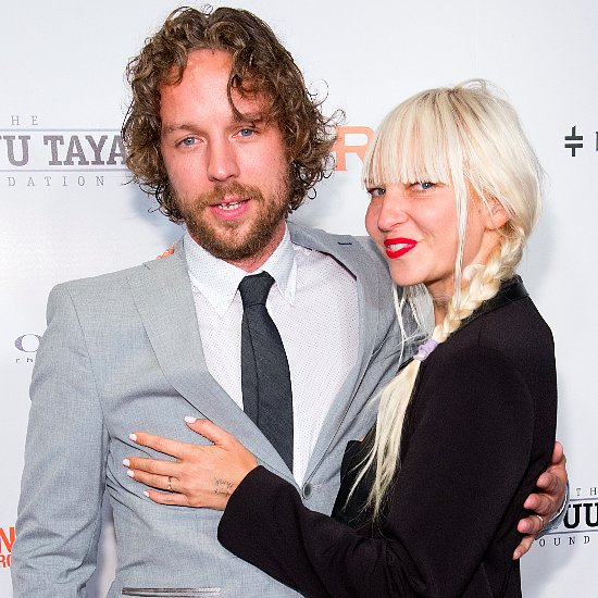 Sia Marries Erik Anders Lang