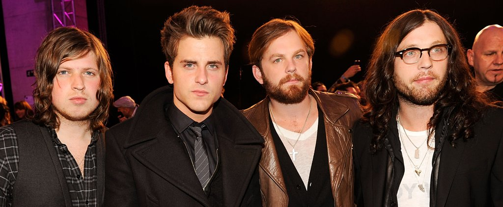 Watch Kings of Leon Rock Lollapalooza Right Here