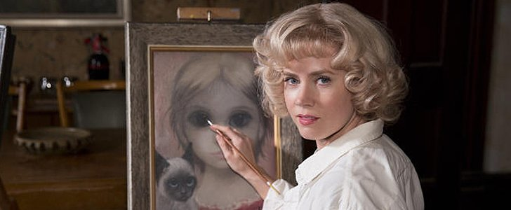 Tim Burton Unveils the Retro Look For Latest Leading Lady Amy Adams