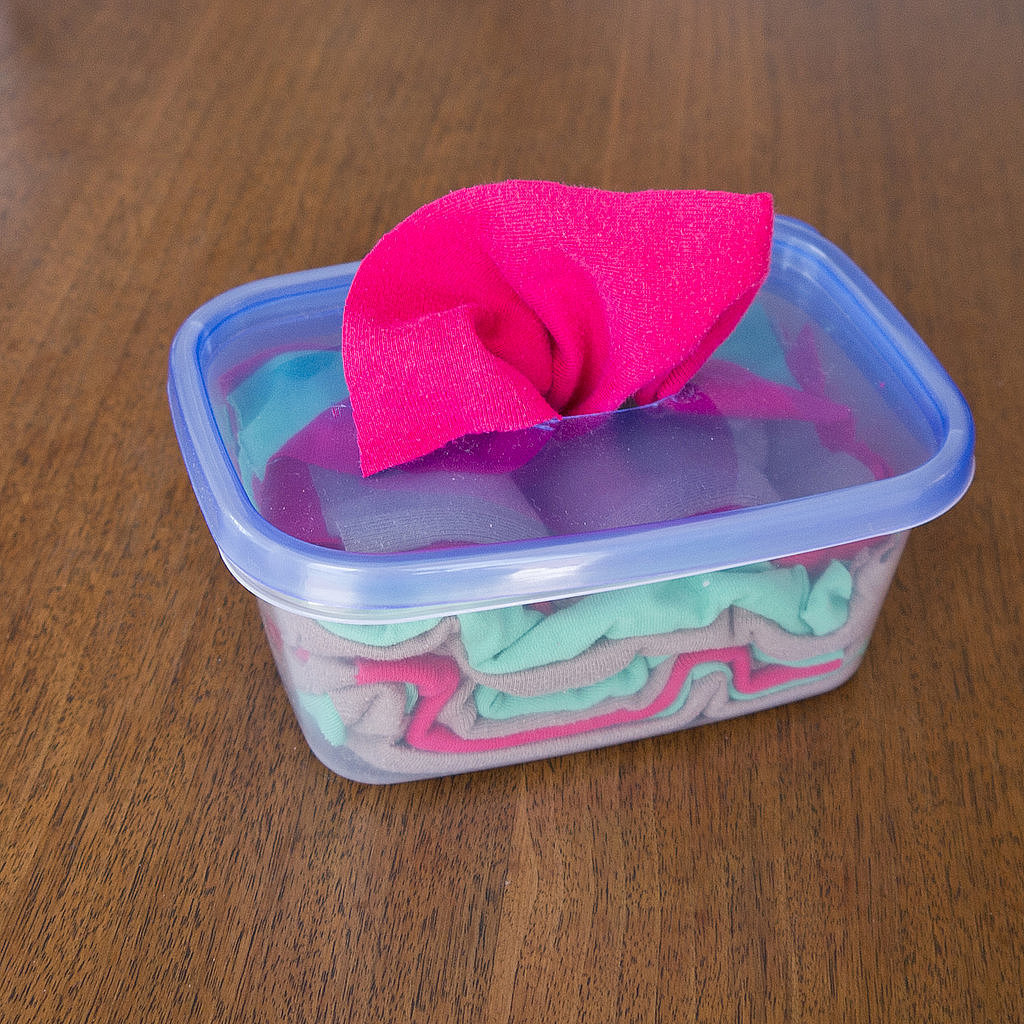 Pop-Up Cleaning Wipes