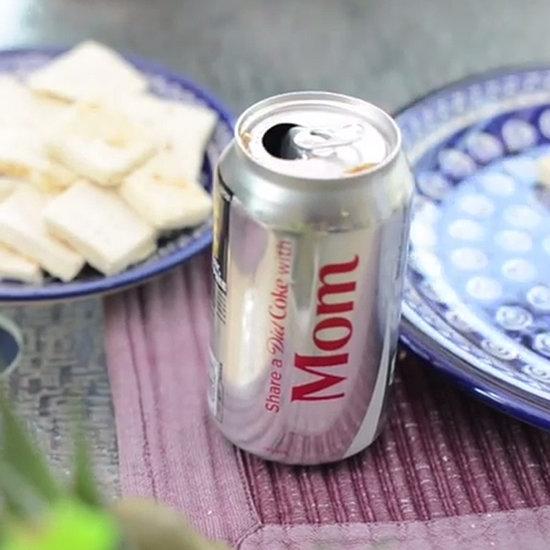 Share a Coke Pregnancy Announcement