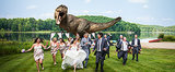 When Jeff Goldblum Attends Your Wedding, You Have to Do This