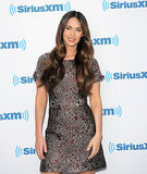 Megan Fox stopped by SiriusXM Studios in NYC on Tuesday.