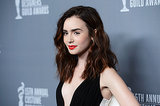 Lily Collins, 25