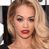 Rita Ora Beauty Get the Look Red Lips