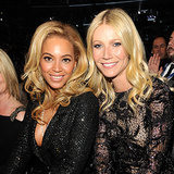 Pictures Of Beyoncé At Friend Gwyneth Paltrow's House