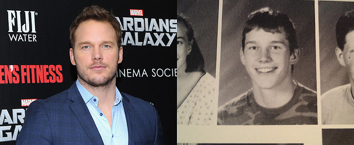 Chris Pratt Was Just as Ridiculously Cute in High School as He Is Now