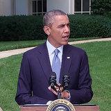 Barack Obama Dub Singing Fancy Video