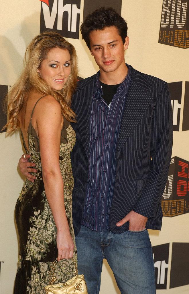 Lauren Conrad and Stephen Colletti