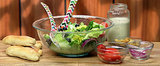 Get the Dish: Olive Garden's Salad and Breadsticks